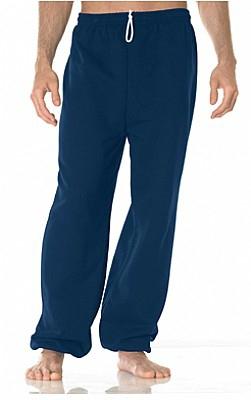 Pantalon molletonné sans poche #S18200