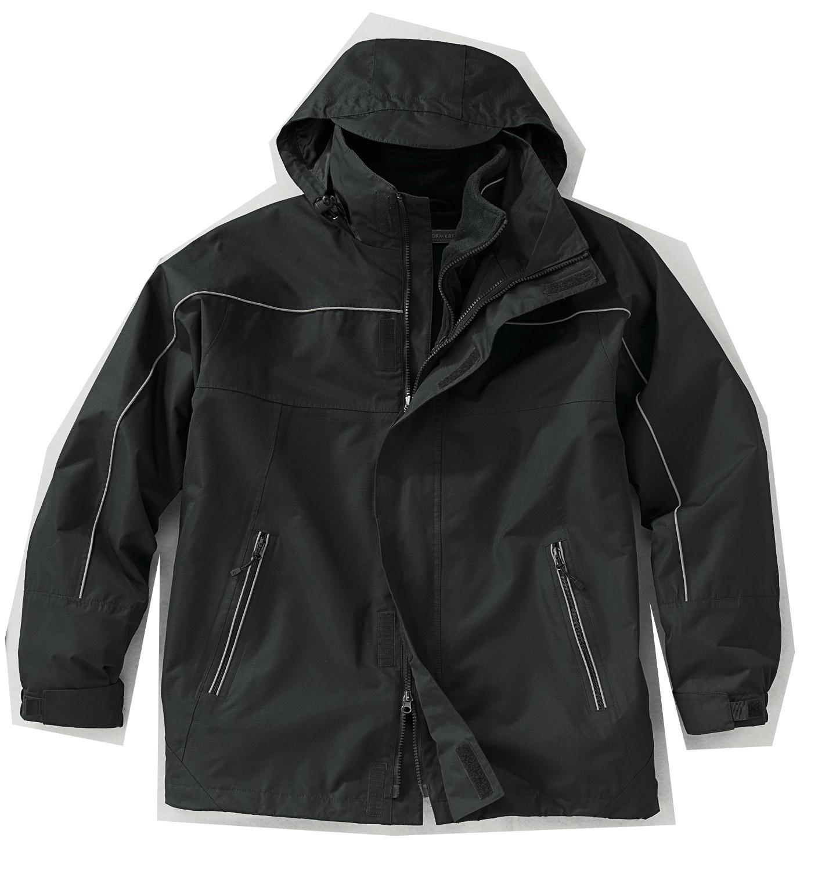 manteaux d'hiver très résistant 3 dans 1
